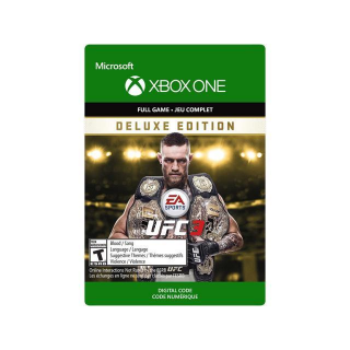 EA SPORTS UFC 3 Deluxe Edition [ Microsoft Xbox One ] [ Full Game Key ] [ Region: U.S. ] [ Instant Delivery ]