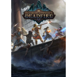 Pillars of Eternity II 2: Deadfire [ PC / Steam ] [ Full Game Key ] [ Region: Global ] [ Instant Delivery ]