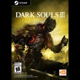 DARK SOULS III 3 [ PC / Steam ] [ Full Game Key ] [ Region: Global ] [ Instant Delivery ]