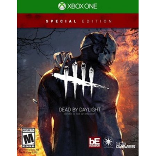 Dead by Daylight: Special Edition [ Microsoft Xbox One ] [ Full Game Key ] [ Region: U.S. ] [ Instant Delivery ]