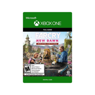 Far Cry: New Dawn Deluxe Edition [ Microsoft Xbox One ] [ Full Game Key ] [ Region: U.S. ] [ Instant Delivery ]