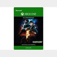 Resident Evil 5 [Microsoft Xbox One] [Full Game Key] [Region: U.S.] [Instant Delivery]
