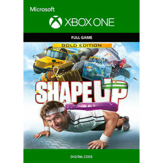 Shape Up - Gold Edition [Full Game Key + Season Pass] [Region: U.S.] [Instant Delivery]