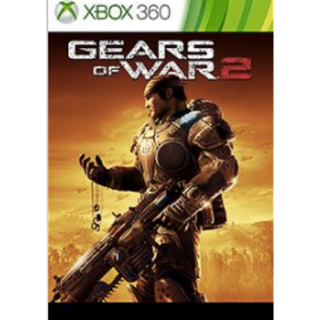 Gears of War 2 [ Microsoft Xbox 360 ] [ Full Game Key ] [ Region: U.S. ] [ Instant Delivery ]