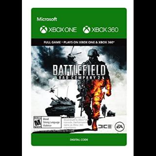 Battlefield: Bad Company 2 [ Microsoft Xbox One / 360 ] [ Full Game Key ] [ Region: U.S. ] [ Instant Delivery ]