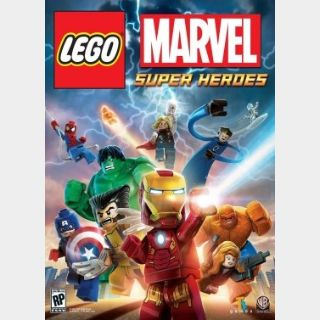 LEGO MARVEL SUPER HEROES [PC / Steam] [Full Game Key] [Region: Global] [Instant Delivery]