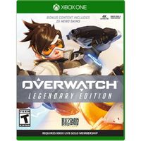 Overwatch Legendary Edition [Microsoft Xbox One] [Full Game Key] [Region: U.S.] [Instant Delivery]