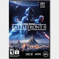 Star Wars Battlefront II 2 [ PC / Origin ] [ Full Game Key ] [ Region: U.S. ] [ Instant Delivery ]