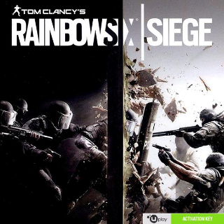 Tom Clancy's Rainbow Six Siege [ PC / UPlay ] [ Full Game Key ] [ Region: Global ] [ Instant Delivery ]