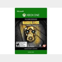 Borderlands: The Handsome Collection [Microsoft Xbox One] [Full Game Key] [Region: U.S.] [Instant Delivery]