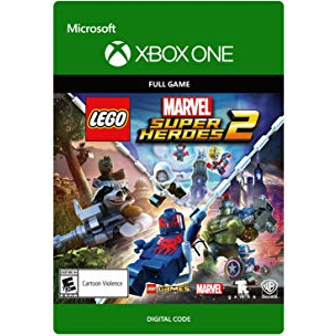 LEGO Marvel Super Heroes 2 [Microsoft Xbox One] [Full Game Key] [Region: U.S.] [Instant Delivery]