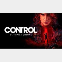 Control Ultimate Edition [PC / Steam] [Full Game Key + DLC] [Region: Global] [Instant Delivery]