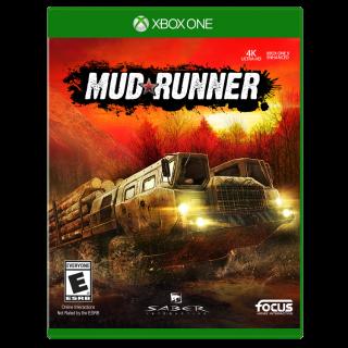 MudRunner [Microsoft Xbox One] [Full Game Key] [Region: U.S.] [Instant Delivery]