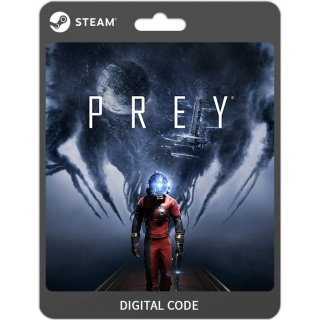 Prey (2017) [ PC / Steam ] [ Full Game Key ] [ Region: Global ] [ Instant Delivery ]