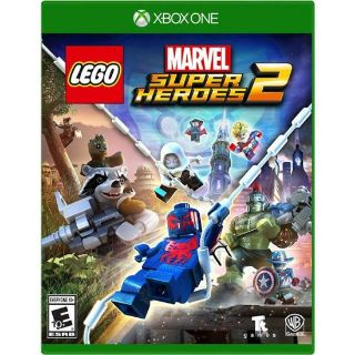 LEGO Marvel Super Heroes 2 [Microsoft Xbox One, X|S] [Full Game Key] [Region: U.S.] [Instant Delivery]