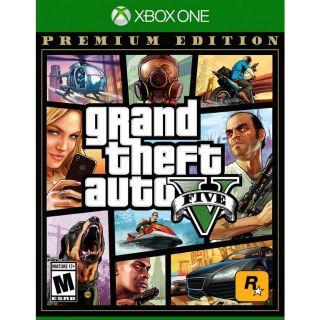 Grand Theft Auto V 5: Premium Edition [Microsoft Xbox One, X|S] [Full Game Key] [Region: U.S.] [Instant Delivery]