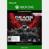 Gears of War: Ultimate Edition Xbox One [Microsoft Xbox One] [Full Game Key] [Region: Global] [Instant Delivery]