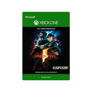 Resident Evil 5 [ Microsoft Xbox One ] [ Full Game Key ] [ Region: U.S. ] [ Instant Delivery ]