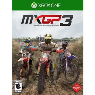 MXGP3 / MXGP 3 [ Microsoft Xbox One ] [ Full Game Key ] [ Region: U.S. ] [ Instant Delivery ]