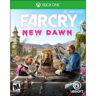 Far Cry: New Dawn [Microsoft Xbox One] [Full Game Key] [Region: U.S.] [Instant Delivery]