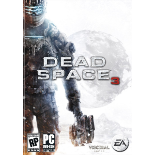 Dead Space 3 [PC / Origin] [Full Game Key] [Region: U.S.] [Instant Delivery]