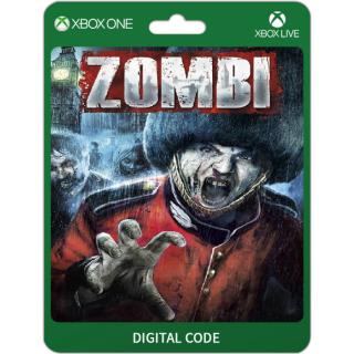 ZOMBI [Microsoft Xbox One] [Full Game Key] [Region: U.S.] [Instant Delivery]