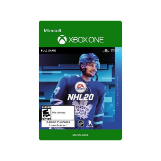 NHL 20 Deluxe Edition [Microsoft Xbox One] [Full Game Key + DLC] [Region: U.S.] [Instant Delivery]