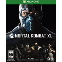 Mortal Kombat XL [Microsoft Xbox One, X|S] [Full Game Key] [Region: U.S.] [Instant Delivery]