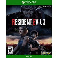 RESIDENT EVIL 3 [Microsoft Xbox One] [Full Game Key] [Region: U.S.] [Instant Delivery]