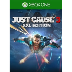 Just Cause 3: XXL Edition [ Microsoft Xbox One ] [ Full Game Key ] [ Region: U.S. ] [ Instant Delivery ]
