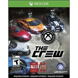The Crew [ Microsoft Xbox One ] [ Full Game Key ] [ Region: Global ] [ Instant Delivery ]