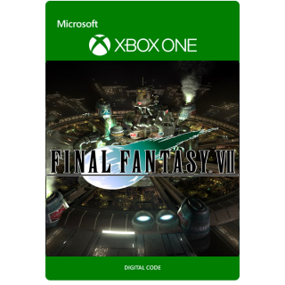FINAL FANTASY VII 7 [Microsoft Xbox One] [Full Game Key] [Region: U.S.] [Instant Delivery]