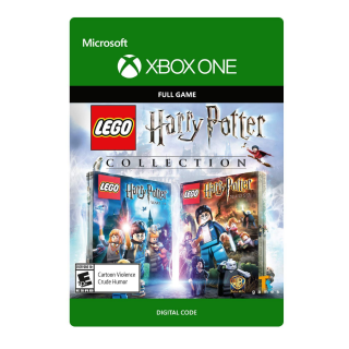 LEGO Harry Potter Collection [Microsoft Xbox One] [Full Games Key] [Region: U.S.] [Instant Delivery]