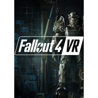 Fallout 4 VR [ PC / Steam ] [ Full Game Key ] [ Region: Global ] [ Instant Delivery ]