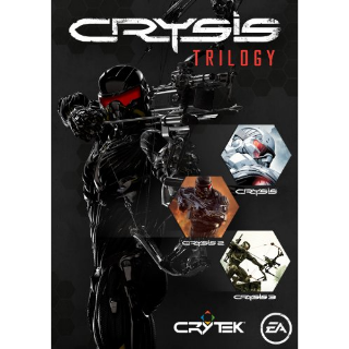 Crysis Trilogy[ PC / Origin ] [ Full Game Key ] [ Region: U.S. ] [ Instant Delivery ]