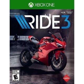 RIDE 3 [Microsoft Xbox One] [Full Game Key] [Region: U.S.] [Instant Delivery]