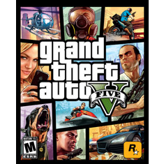 Grand Theft Auto V / GTA 5 [ PC / Rockstar Social Club ] [ Full Game Key ] [ Region: U.S. ] [ Instant Delivery ]