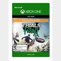 Trials Rising - Digital Gold Edition [Microsoft Xbox One] [Full Game Key] [Region: U.S.] [Instant Delivery]