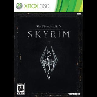 The Elder Scrolls V: Skyrim [ Microsoft Xbox 360 ] [ Full Game Key ] [ Region: U.S. ] [ Instant Delivery ]