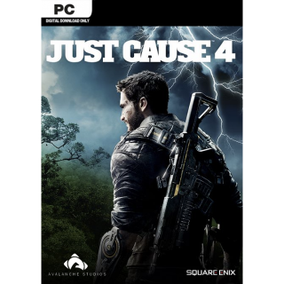 Just Cause 4 PC + DLC [ PC / Steam ] [ Full Game Key + DLC ] [ Region: Global ] [ Instant Delivery ]