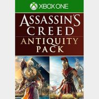 Assassin's Creed Antiquity Pack [Microsoft Xbox One] [Full Game Key] [Region: U.S.] [Instant Delivery]
