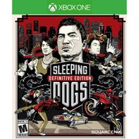 Sleeping Dogs Definitive Edition [Microsoft Xbox One, X|S] [Full Game Key] [Region: U.S.] [Instant Delivery]