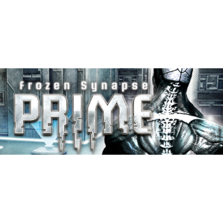 Frozen Synapse Prime [ PC / Steam ] [ Full Game Key ] [ Region: Global ] [ Instant Delivery ]