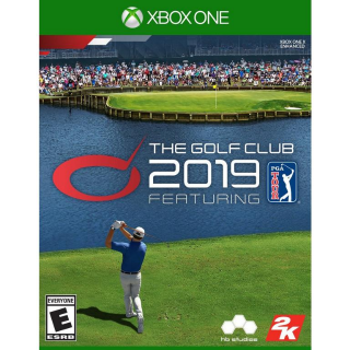 The Golf Club 2019 featuring PGA TOUR [ Microsoft Xbox One ] [ Full Game Key ] [ Region: U.S. ] [ Instant Delivery ]