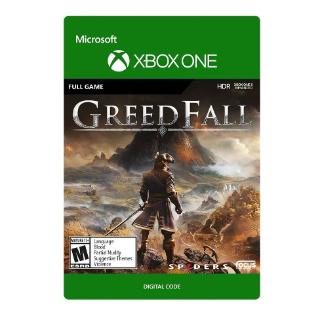GreedFall [Microsoft Xbox One] [Full Game Key] [Region: U.S.] [Instant Delivery]