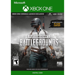 PlayerUnknown's Battlegrounds (PUBG) [ Microsoft Xbox One ] [ Full Game Key ] [ Region: Global ] [ Instant Delivery ]
