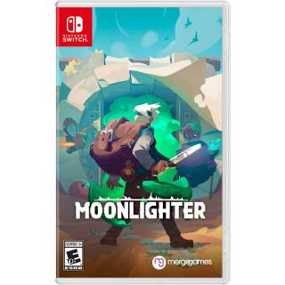 Moonlighter [ Nintendo Switch ] [ Full Game Key ] [ Region: U.S. ] [ Instant Delivery ]