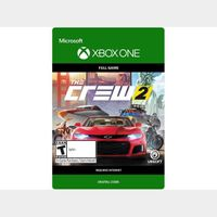 The Crew 2 [Microsoft Xbox One] [Full Game Key] [Region: U.S.] [Instant Delivery]