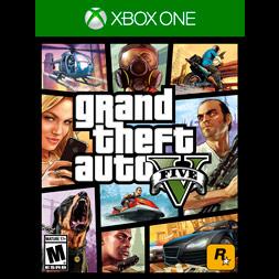 Grand Theft Auto V / GTA 5 [ Microsoft Xbox One ] [ Full Game Key ] [ Region: U.S. ] [ Instant Delivery ]
