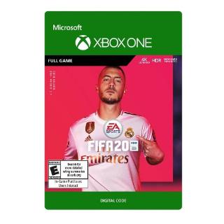 EA SPORTS FIFA 20 [Microsoft Xbox One] [Full Game Key] [Region: U.S.] [Instant Delivery]